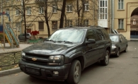 Отзыв о Chevrolet TrailBlazer (Шевроле ТрейлБлэйзер), 2007 г.