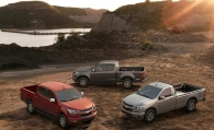 Новый Chevrolet Colorado 2012