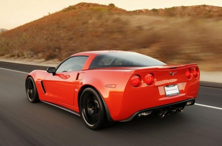 Тюнинг-модель Chevrolet Corvette Z06 Carbon Edition от Hennessey
