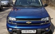 Отзыв автовладельца Chevrolet TrailBlazer 2005 г.в.