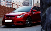 Chevrolet Cruze tuning by PerryCox