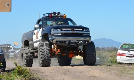 Chevrolet Silverado Monster