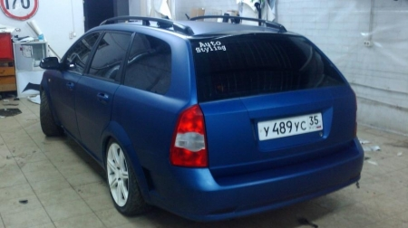 Chevrolet Lacetti Nympho