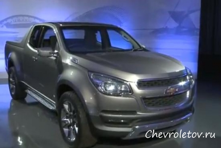 Фото Chevrolet Colorado Global Edition 2012