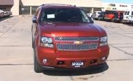 Chevrolet Suburban 2013. ���������
