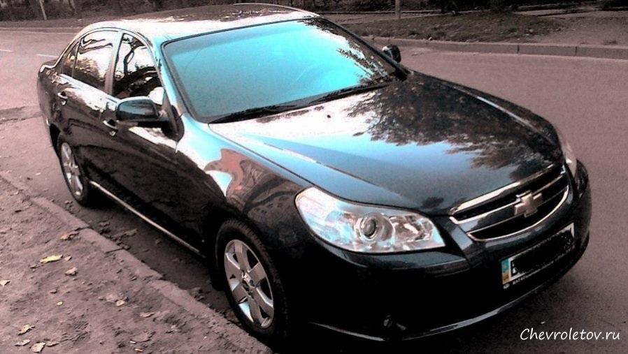 отзывы об автомобилях chevrolet epica 2.5 2008г