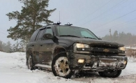 Отзыв о Chevrolet Trailblazer 4.2i 4WD (2006 г.в.)