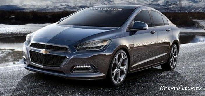 GM ��������� ��������� ������ ������ ��������� Chevrolet Cruze � ������
