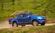 Тест-драйв Chevrolet Colorado 2013, 1 часть