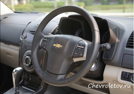 Тест-драйв Chevrolet Colorado 2013, 2 часть