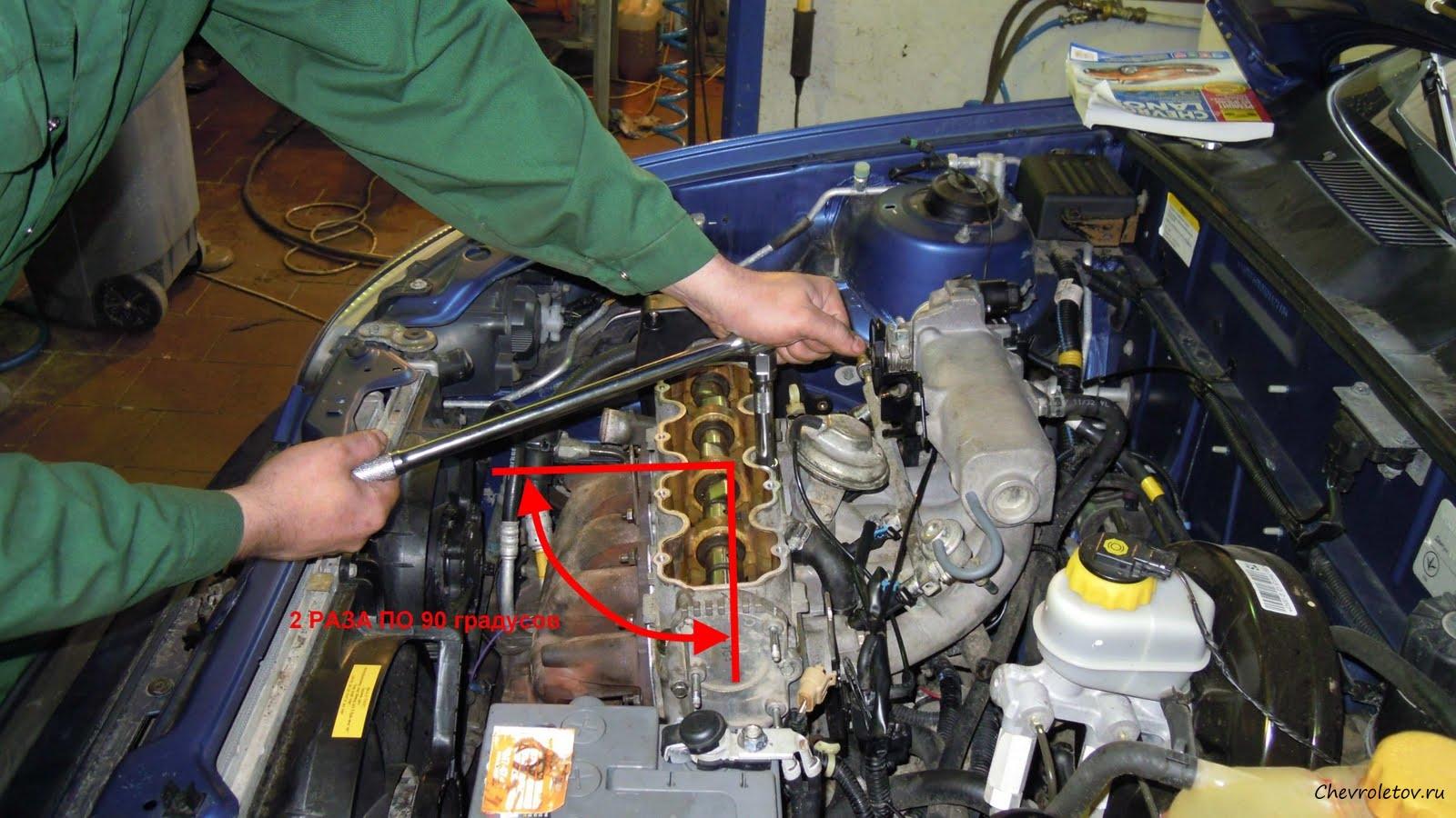 Замена масла двигателе опель своими руками