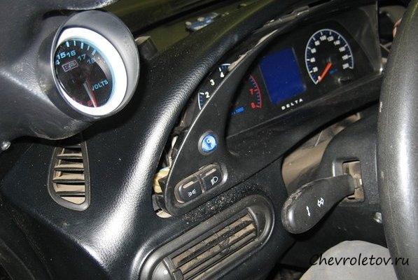 Дополнительные приборы на авто все 89