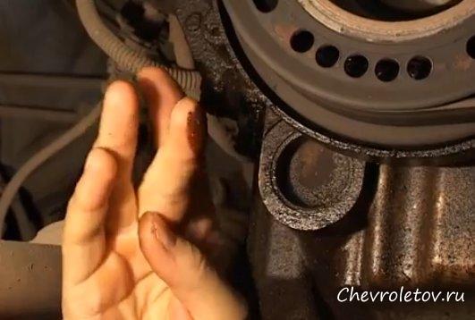 Замена ремня грм шевроле орландо 1 8 своими руками 20