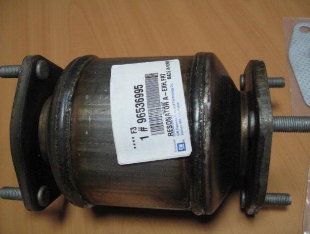 chevrolet cruze седан 1.6 (f16d3 катализатор