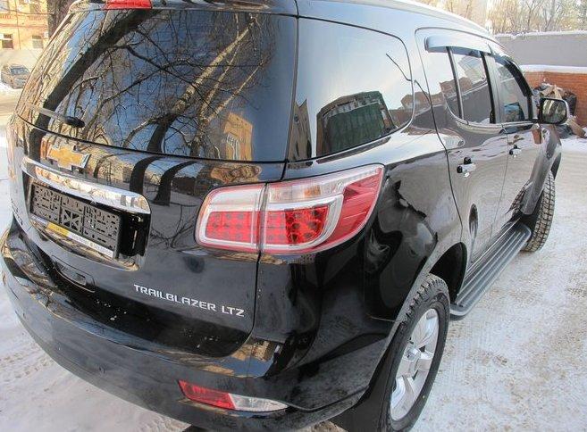 Chevrolet TrailBlazer 2013 - �����