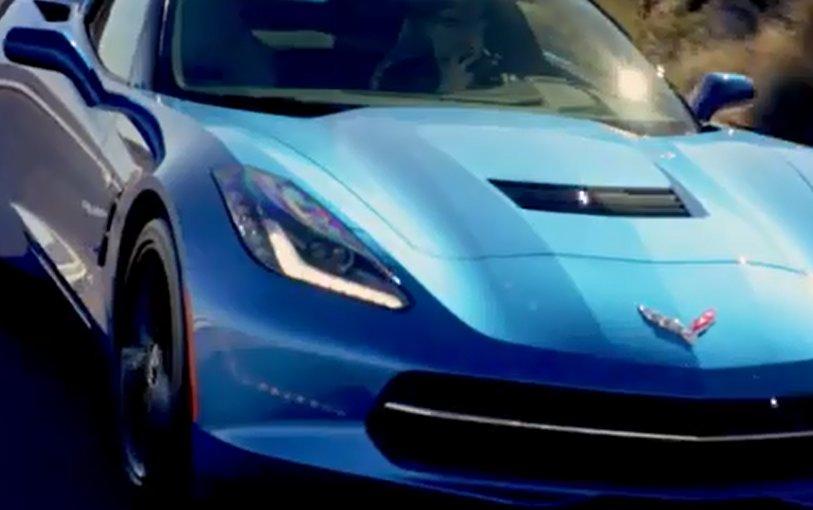 ����-����� Chevrolet Corvette Stingray 2014