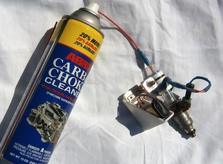 Промывка инжектора своими руками для шевроле