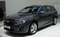Видео Chevrolet Cruze Station Wagon 2012