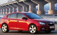 Новый Chevrolet Cruze hatchback