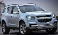 Обзор Chevrolet Trailblazer 2012