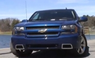 Тест-драйв Chevrolet TrailBlazer 2011