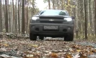 Тест-драйв Chevrolet Trailblazer 2010