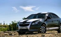 Chevrolet Cruze Black & White