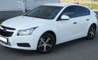 Отзыв о Chevrolet Cruze Hatchback 2012 г.в.
