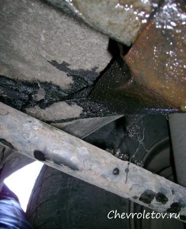 1385556277 2 remont shevi - Топливный шланг шевроле нива