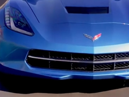 Тест-драйв Chevrolet Corvette Stingray 2014
